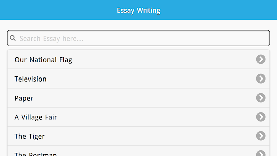 essay writing for ssc hsc android apps on google play  essay writing for ssc hsc screenshot thumbnail