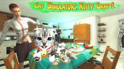 Cat Simulator : Kitty Craft  screenshots 1
