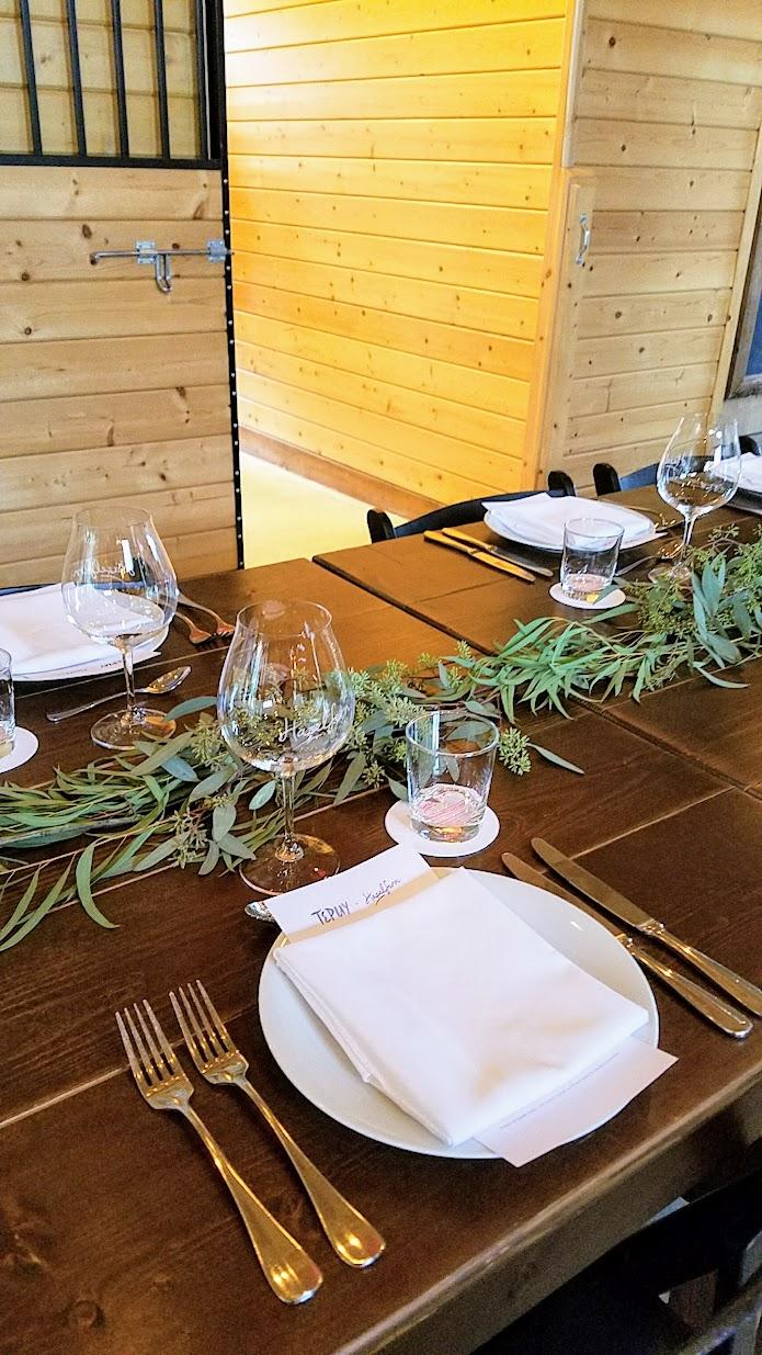 Harvest Dinner with Tepuy at Hazelfern Cellars