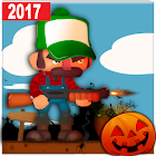 † Halloween Epic Zombie Farmer Shoot icon