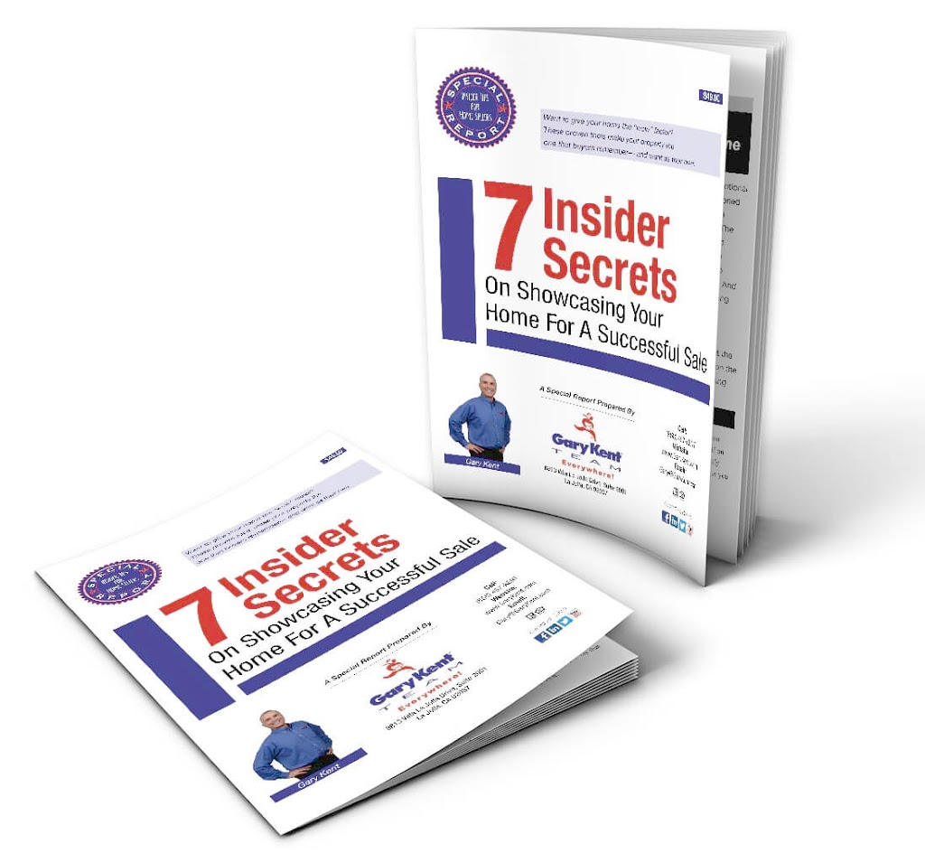7 insider secrets on showcasing your home for a successful sale by Gary Kent