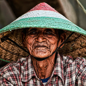 by Lim Darmawan - People Portraits of Men ( senior citizen,  )