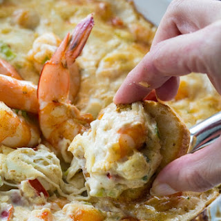 Spicy Shrimp Dip.
