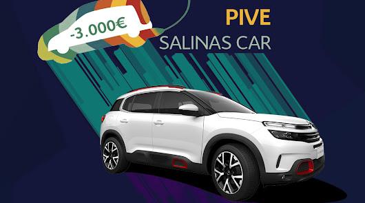 Llega el Plan PIVE de Citroën Salinas Car