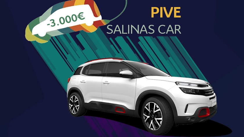 Plan PIVE de Salinas Car.