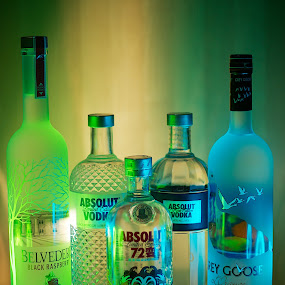 Vodka Collections by Samson Calma - Food & Drink Alcohol & Drinks ( absolute, alcohol, grey goose, vodka, drinks, belvedere )