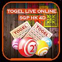 Bocoran Keluaran Togel Live Online SGP HK 4D icon