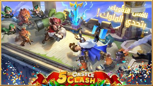 Castle Clash: u0641u0631u064au0642 u0627u0644u0634u062cu0639u0627u0646 1.2.81 Screenshots 4