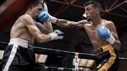 El club Almería Boxing inicia la temporada
