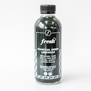 Charcoal Green Lemonade
