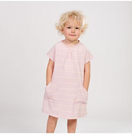 Sol - Kortärmad klänning