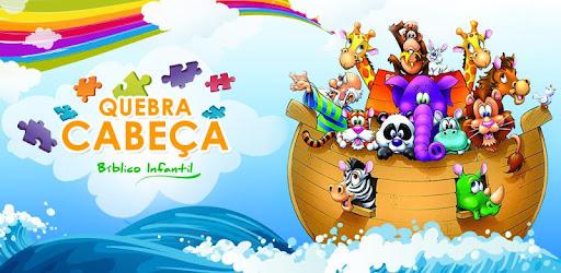 Quebra Cabeca Biblico Infantil Apps No Google Play