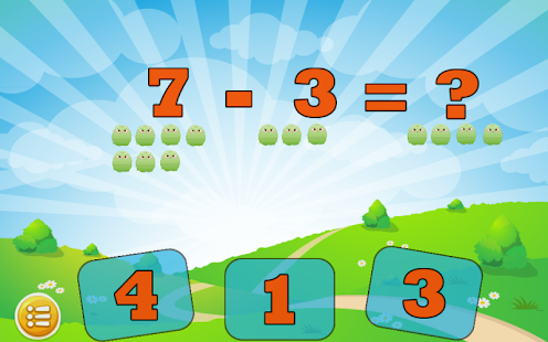 Addition and subtraction- screenshot thumbnail