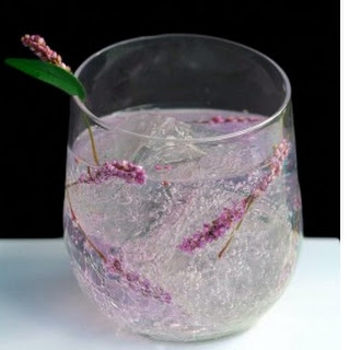 Oooh / Lavender Vodka Tonic