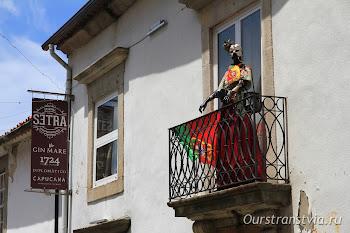города Португалии - Брага