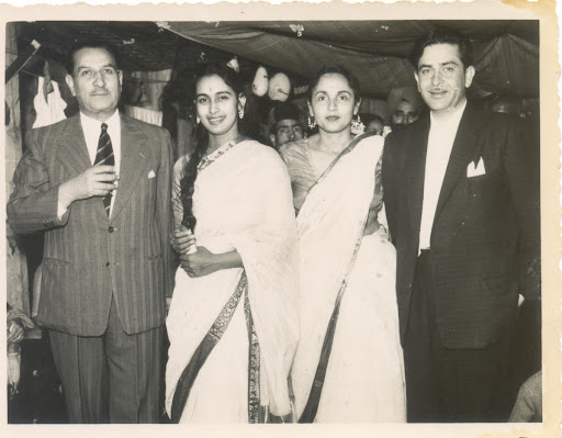 Nutan - The Family Albums - Google Arts & Culture