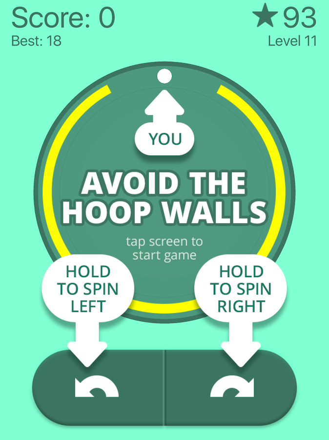 Loopy Hoops- screenshot
