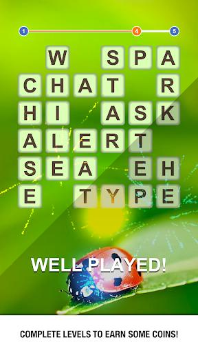 Word Crossing u2219 Crossword Puzzle 2.4.6 screenshots 4