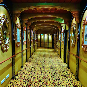 The Hallway by Gary Ambessi - Buildings & Architecture Other Interior