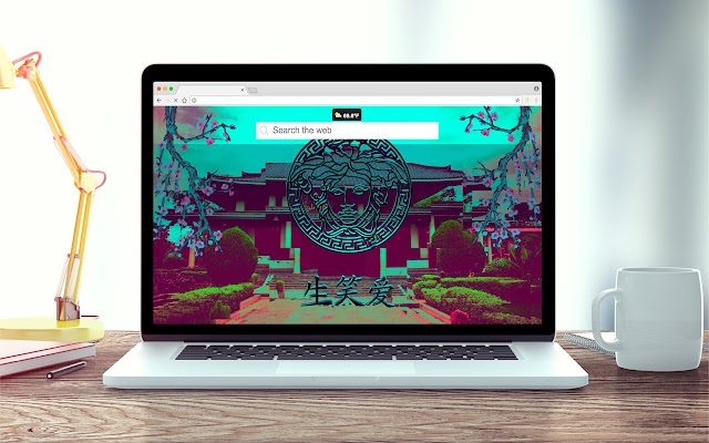 Aesthetic Wallpapers New Tab Theme
