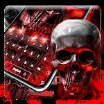 Deathly darkside graveyard skull typewriter theme Icon