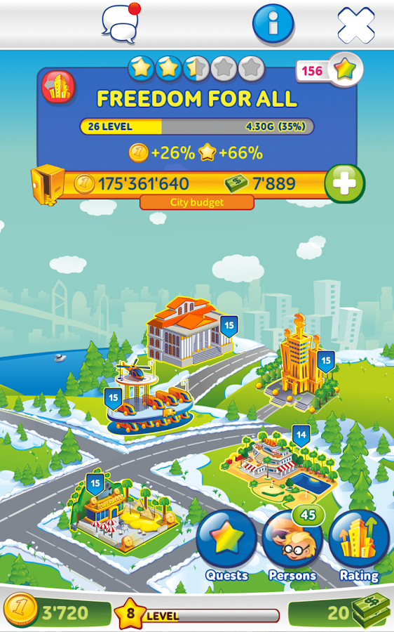 Pocket Tower- screenshot