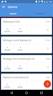 BikeShare - Find Chicago Bikes- screenshot thumbnail