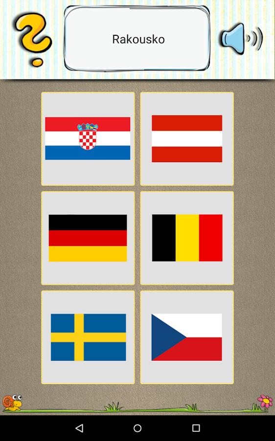 Státní vlajky [PMQ]- screenshot