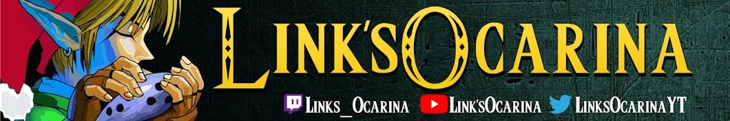 Link'sOcarina Banner