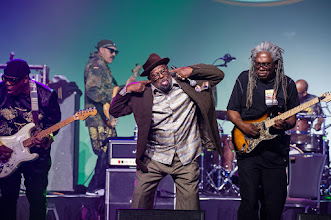 Photo: George Clinton at Sound Board 2016