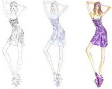 Clothing Sketch Design for PC / Windows 7, 8, 10 / MAC Free Download