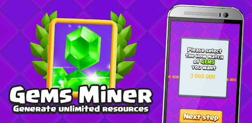 Gems for Clash Royale Prank app (apk) free download for Android/PC/Windows screenshot