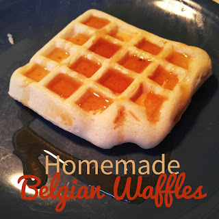 Homemade Waffles Without Buttermilk Recipes