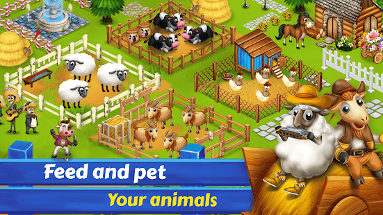 Game Big Little Farmer Offline Farm APK for Windows Phone