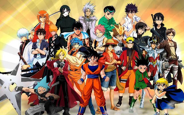 Anime Wallpapers HD New Tab by freeaddto.com