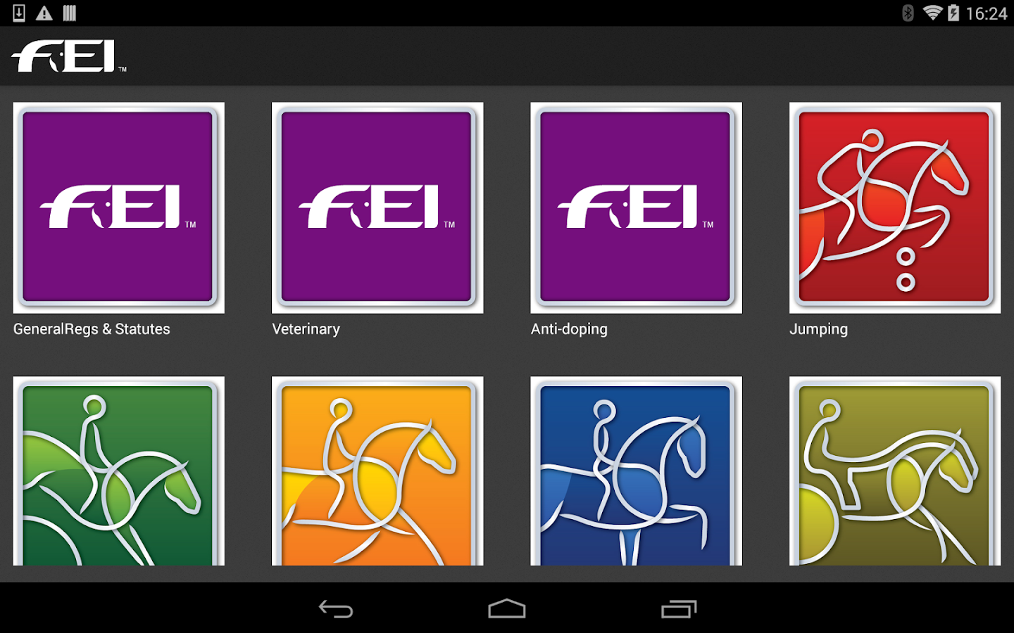 FEI RuleApp- screenshot
