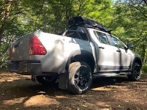 ハイラックス 4WD ピックアップのカスタム事例画像 ダイテルさんの2020年08月25日17:22の投稿