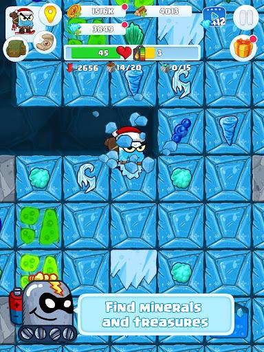Digger 2: dig and find minerals screenshots 11