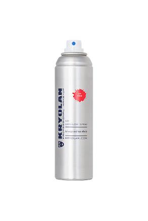 UV hårspray, röd