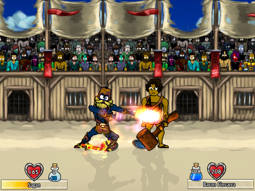 Swords and Sandals 2 Redux 2.1.0 screenshots 18