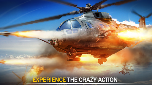 Gunship Force: Battle of Helicopters 3.66.0 screenshots 1