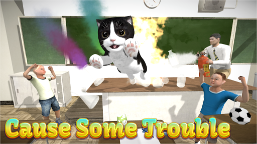 Cat Simulator - and friends ud83dudc3e screenshots 11