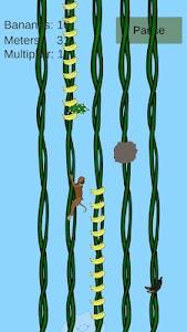 Apes Climbing After Bananas screenshot 1