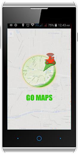 GO Maps for Gojek screenshot 1