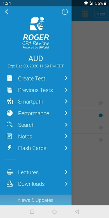 UWorld ROGER CPA – (Android Apps) — AppAgg