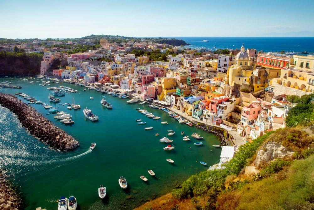 escapadas desde Nápoles