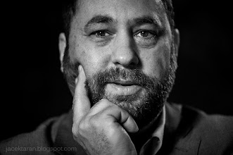Photo: jan hartman, profesor, jacek taran, portret