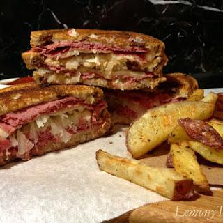 The Classic Reuben Sandwich