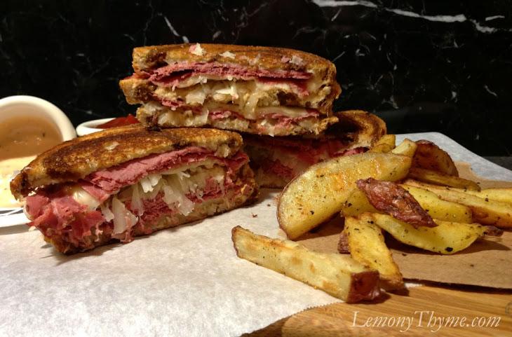 The Classic Reuben Sandwich Recipe