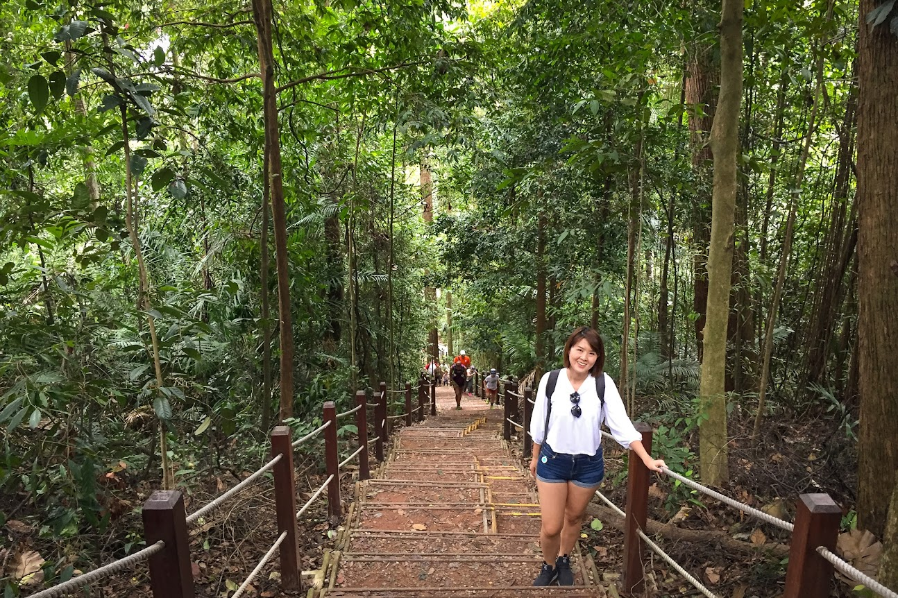 Bukit Timah Hill